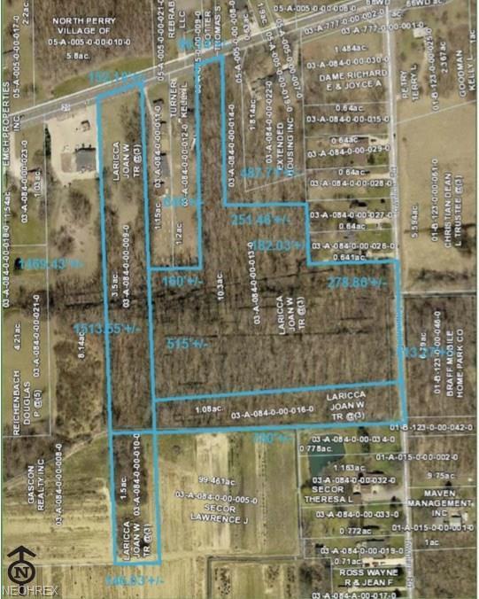 Townline Road, Perry, OH 44081 (MLS #3955414) :: The Crockett Team, Howard Hanna