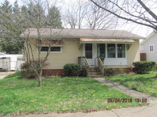 2805 Wingate Ave, Akron, OH 44314 (MLS #3982667) :: PERNUS & DRENIK Team