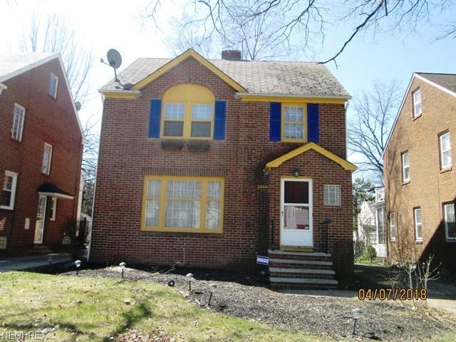 1164 Pennfield Rd, Cleveland Heights, OH 44121 (MLS #3983065) :: The Crockett Team, Howard Hanna