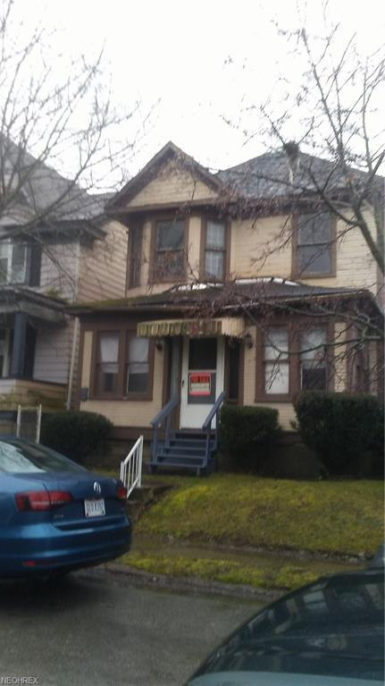 1320 Pennsylvania Ave, Steubenville, OH 43952 (MLS #3984484) :: Keller Williams Chervenic Realty