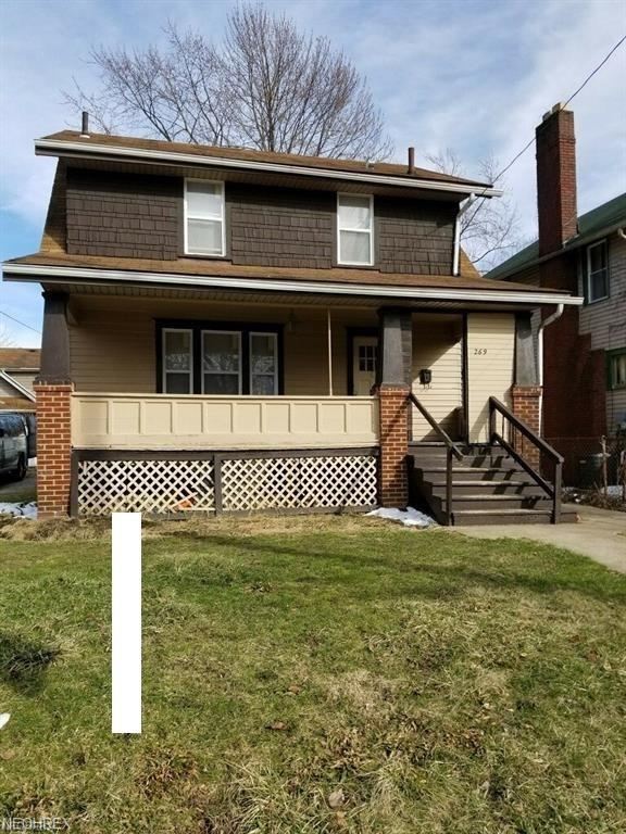 269 Noble Ave, Akron, OH 44320 (MLS #3989194) :: The Crockett Team, Howard Hanna