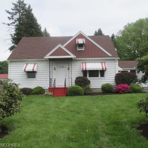1741 Massillon Rd, Akron, OH 44312 (MLS #3991641) :: RE/MAX Trends Realty