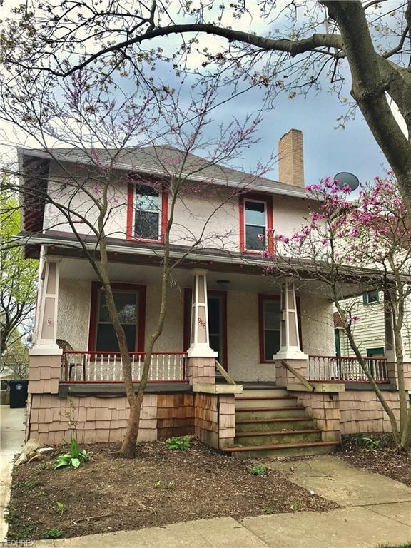 948 Jefferson Ave, Akron, OH 44302 (MLS #3995736) :: The Crockett Team, Howard Hanna