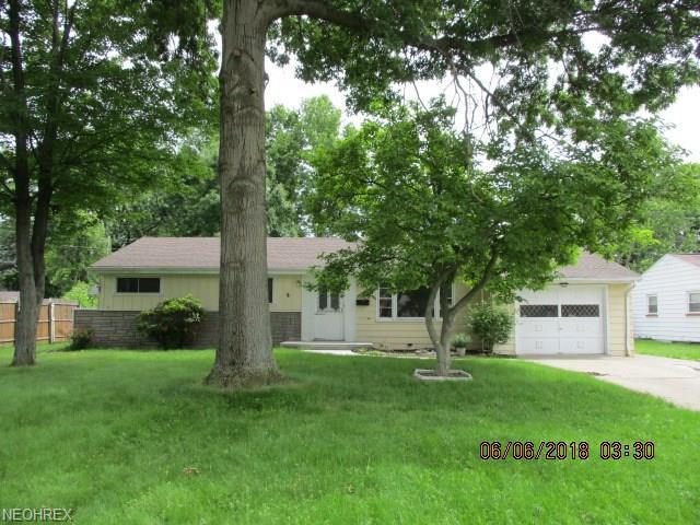 3665 Acton Ave, Austintown, OH 44515 (MLS #4009173) :: RE/MAX Valley Real Estate