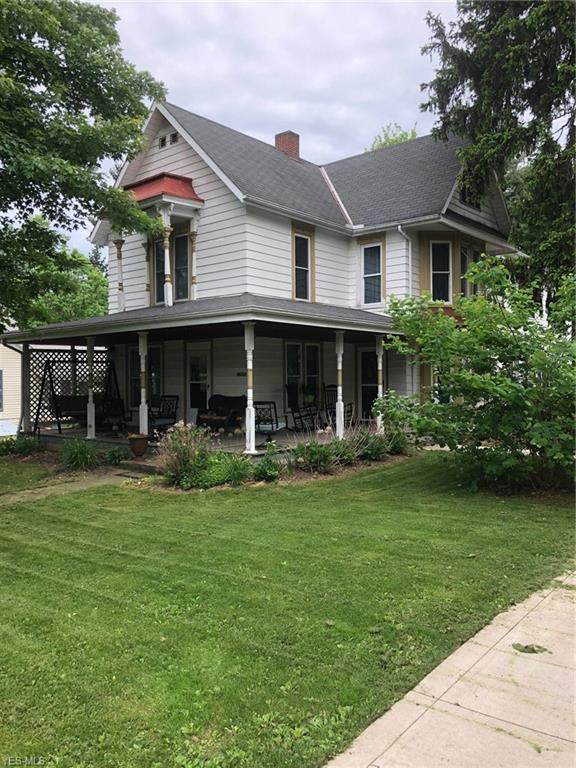 13684 W Spring St W, Burton, OH 44021 (MLS #4012063) :: RE/MAX Edge Realty