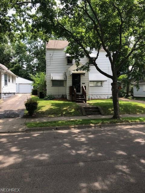 1101 Dietz Ave, Akron, OH 44301 (MLS #4014107) :: The Crockett Team, Howard Hanna
