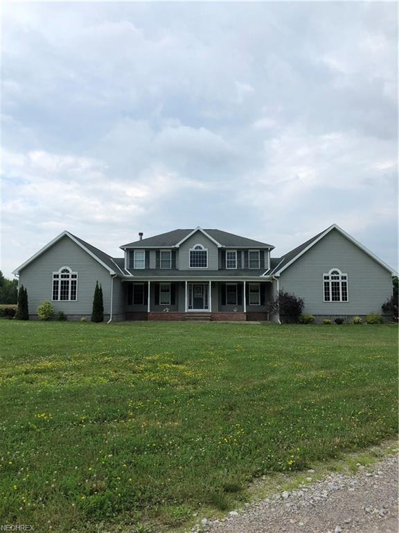 2836 Chapel Rd, Jefferson, OH 44047 (MLS #4014875) :: The Crockett Team, Howard Hanna