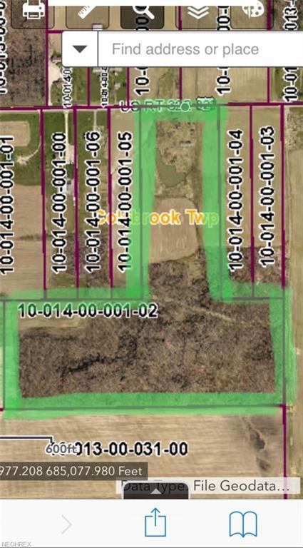 1048 Us Route 322, Orwell, OH 44096 (MLS #4015412) :: PERNUS & DRENIK Team