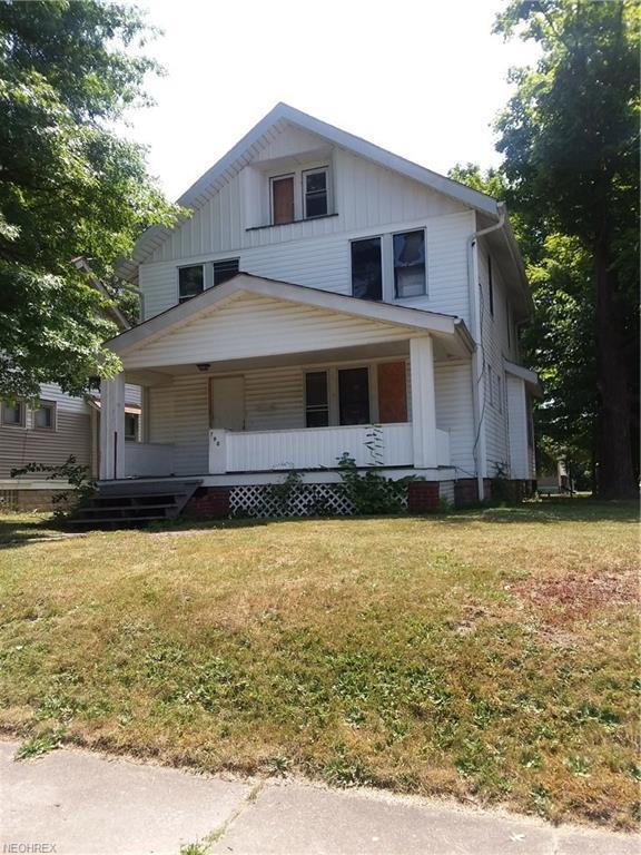 790 Mckinley Ave, Akron, OH 44306 (MLS #4017909) :: The Crockett Team, Howard Hanna