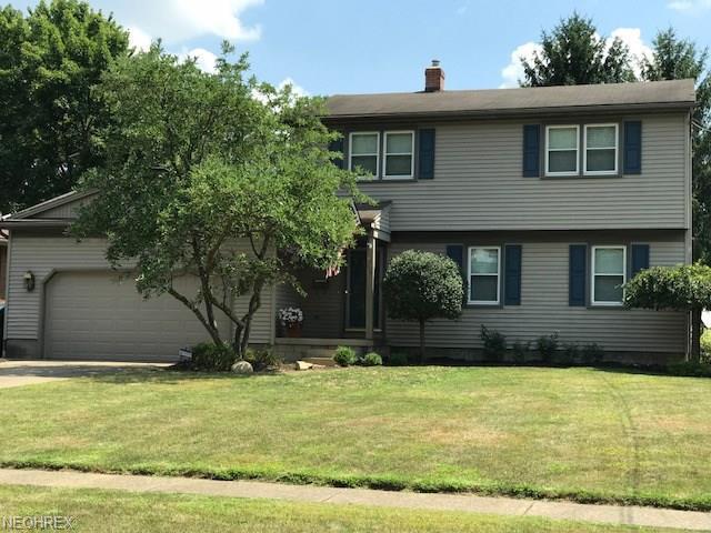 480 Oakridge Dr, Boardman, OH 44512 (MLS #4025179) :: RE/MAX Valley Real Estate