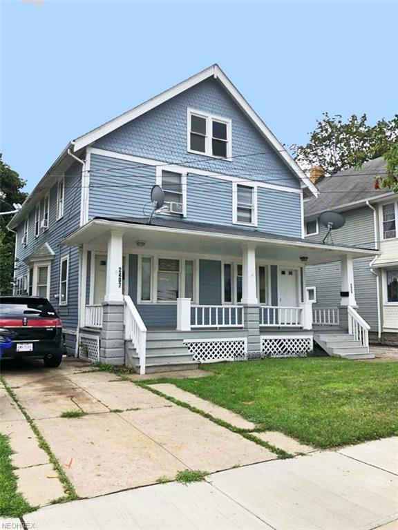2407 Colburn Ave, Cleveland, OH 44109 (MLS #4025850) :: The Crockett Team, Howard Hanna