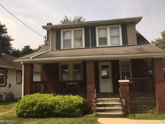 270 Pauline Ave, Akron, OH 44312 (MLS #4032161) :: RE/MAX Edge Realty