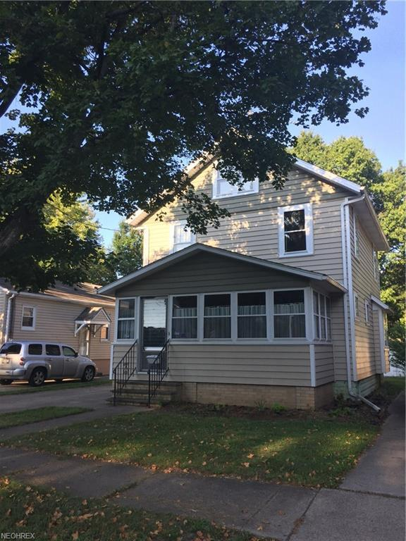 1134 Herberich Ave, Akron, OH 44301 (MLS #4033359) :: RE/MAX Edge Realty