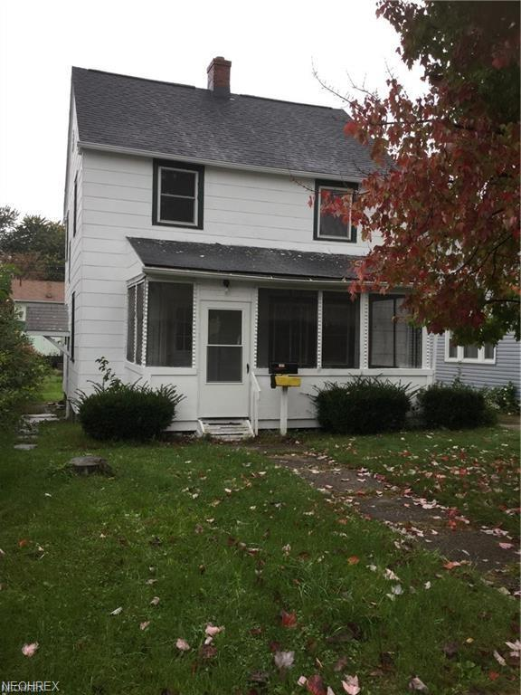 1415 Roslyn Ave SW, Canton, OH 44710 (MLS #4045455) :: RE/MAX Edge Realty