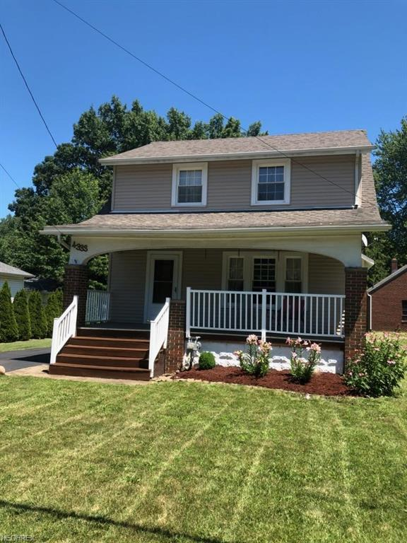 4333 Broadway Ave, Lorain, OH 44052 (MLS #4052609) :: RE/MAX Edge Realty