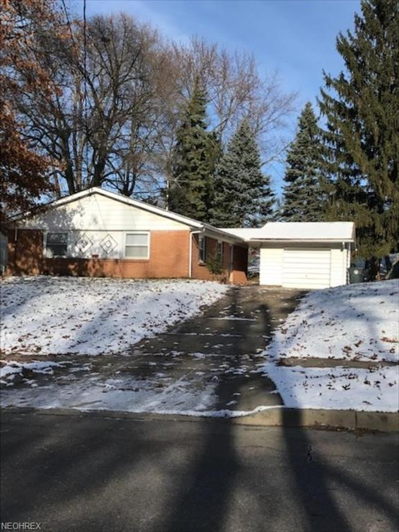 1717 Eastwood Ave, Akron, OH 44305 (MLS #4057543) :: RE/MAX Valley Real Estate