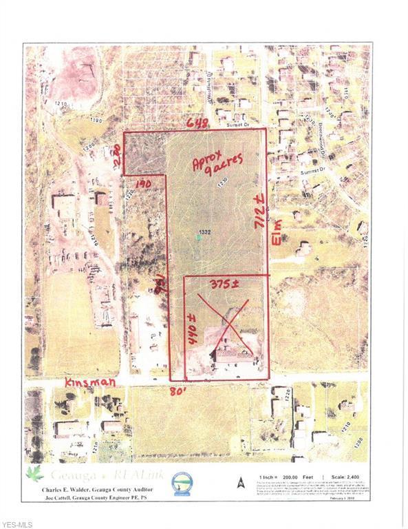 11390 Kinsman Rd, Newbury, OH 44065 (MLS #4063718) :: RE/MAX Edge Realty