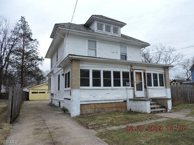 881 N Howard St, Akron, OH 44310 (MLS #4069463) :: RE/MAX Edge Realty