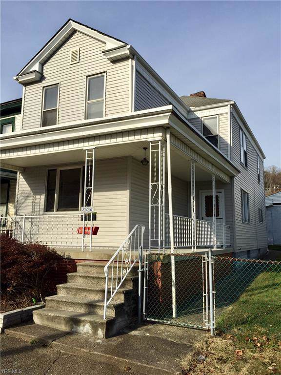 806 Washington Street, Martins Ferry, OH 43935 (MLS #4078451) :: The Art of Real Estate