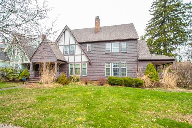 3967 Elmwood Rd, Cleveland Heights, OH 44121 (MLS #4080402) :: RE/MAX Valley Real Estate