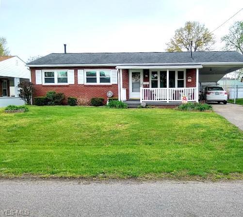 711 Talbot Street, Belpre, OH 45714 (MLS #4091798) :: RE/MAX Edge Realty