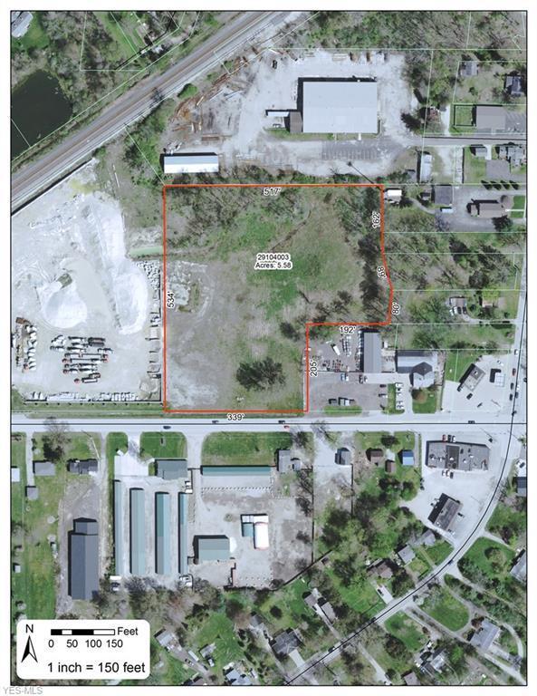 Sprague Road, Olmsted Falls, OH 44138 (MLS #4102628) :: The Crockett Team, Howard Hanna