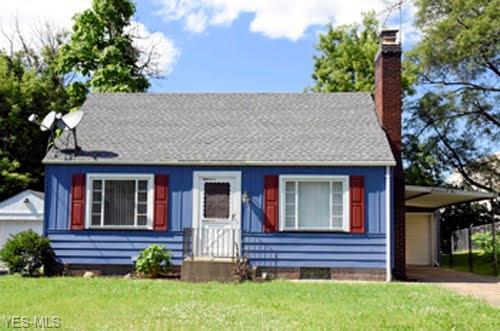 1705 32nd Street NW, Canton, OH 44709 (MLS #4108620) :: RE/MAX Edge Realty