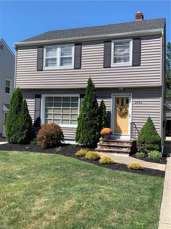 3791 Freemont Road, South Euclid, OH 44121 (MLS #4113048) :: RE/MAX Trends Realty