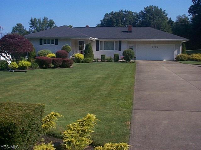 436 Secrist Lane, Girard, OH 44420 (MLS #4113779) :: RE/MAX Valley Real Estate