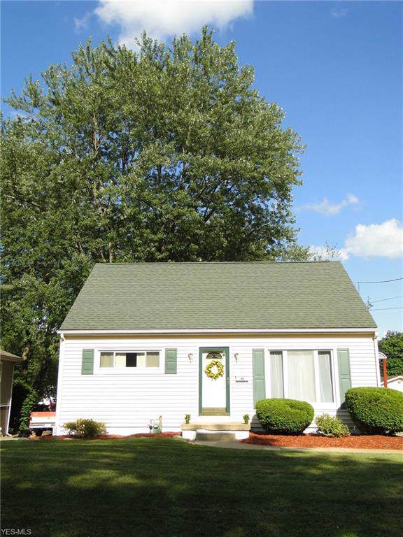 51 1st Avenue, Mogadore, OH 44260 (MLS #4120983) :: RE/MAX Above Expectations