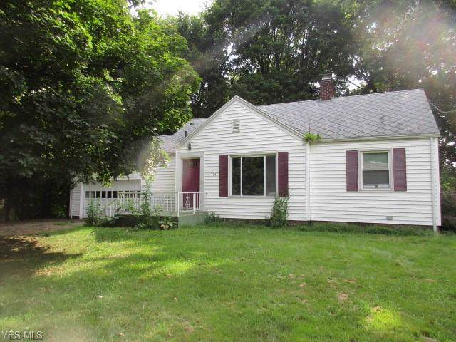 174 Woodlawn Avenue NW, Canton, OH 44708 (MLS #4121426) :: RE/MAX Valley Real Estate
