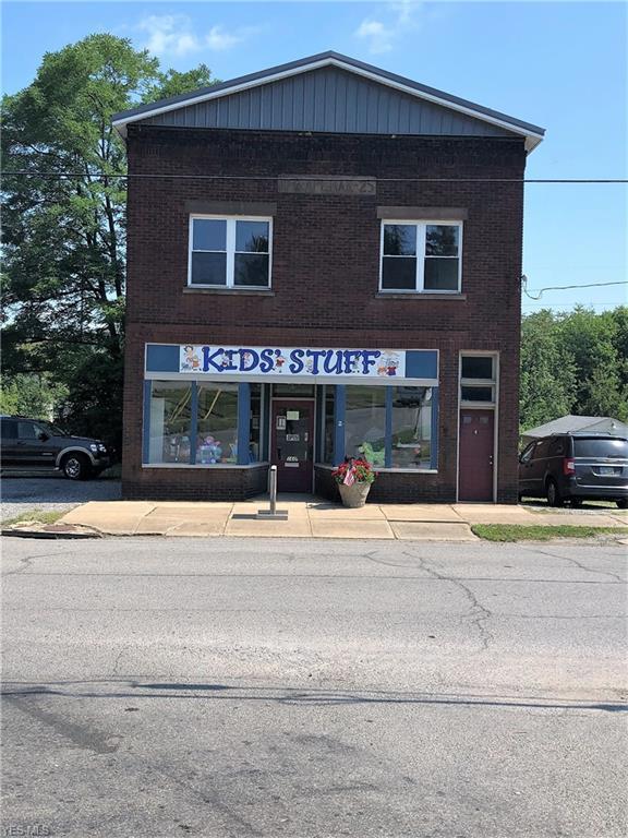 160 Lowellville Road, Struthers, OH 44471 (MLS #4121944) :: The Crockett Team, Howard Hanna