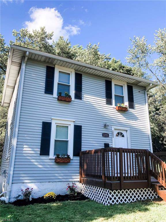 1221 Smithfarm Avenue, Akron, OH 44305 (MLS #4129827) :: The Crockett Team, Howard Hanna