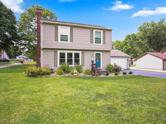 154 Hood Drive, Canfield, OH 44406 (MLS #4131126) :: RE/MAX Edge Realty