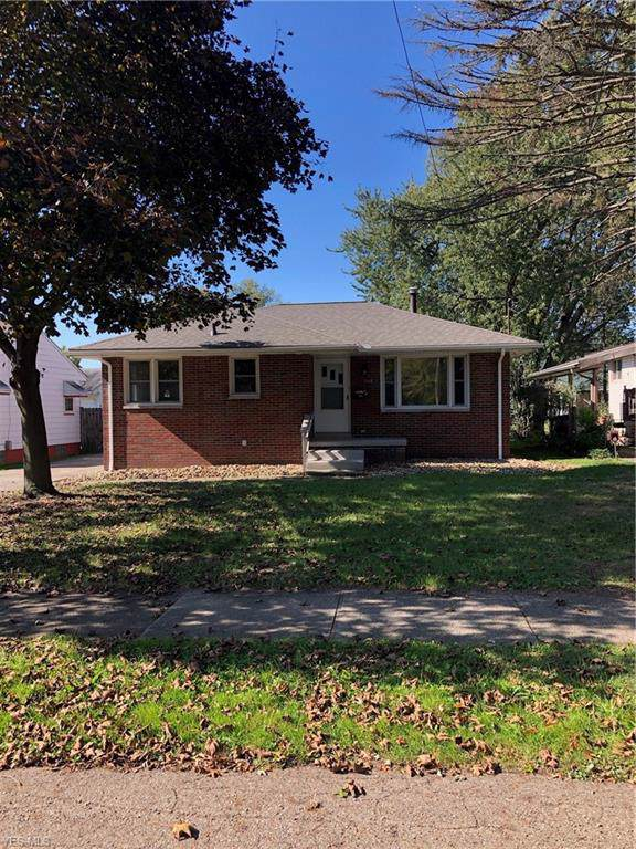 168 27th Street NW, Barberton, OH 44203 (MLS #4144101) :: RE/MAX Valley Real Estate