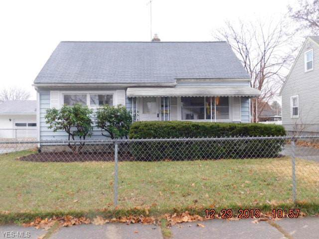 1032 Stanwood Avenue, Akron, OH 44314 (MLS #4155671) :: RE/MAX Trends Realty