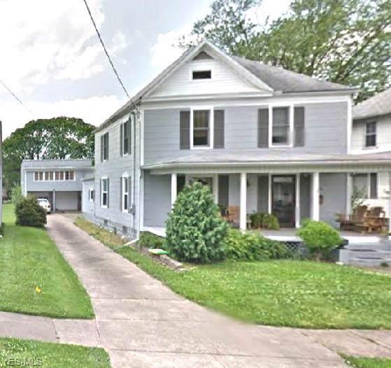 121 Elm Street, Belpre, OH 45714 (MLS #4157232) :: The Crockett Team, Howard Hanna