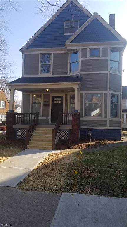 7505 Franklin Boulevard, Cleveland, OH 44102 (MLS #4159230) :: RE/MAX Trends Realty