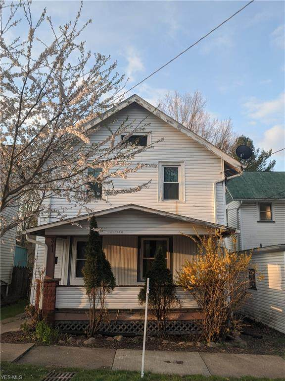 341 Spring Street, Wooster, OH 44691 (MLS #4168559) :: The Holden Agency