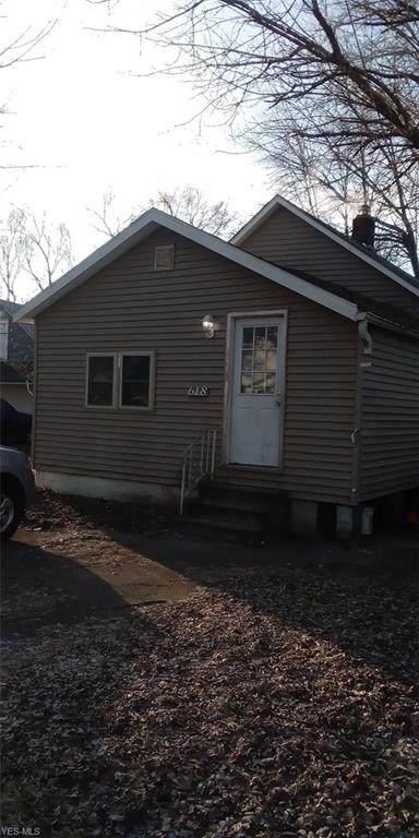 618 Dewitt Street, Lorain, OH 44055 (MLS #4173163) :: The Crockett Team, Howard Hanna