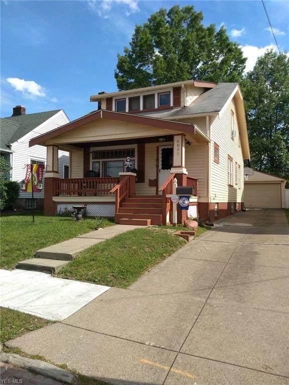 6801 Flowerdale Avenue, Cleveland, OH 44144 (MLS #4191085) :: The Crockett Team, Howard Hanna