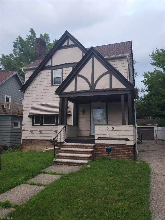 1159 Oxford Road, Cleveland Heights, OH 44121 (MLS #4201730) :: The Art of Real Estate