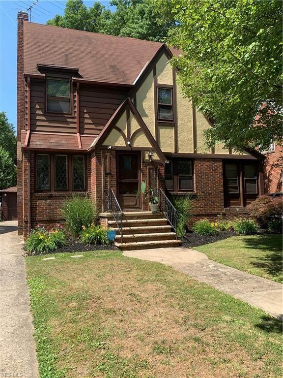 144 E 214 Street, Euclid, OH 44123 (MLS #4202979) :: Keller Williams Chervenic Realty