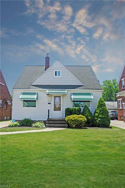 2317 Ralph Avenue, Cleveland, OH 44109 (MLS #4204448) :: The Holden Agency