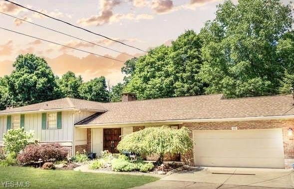 111 Woodland Park, Wintersville, OH 43953 (MLS #4209998) :: Keller Williams Legacy Group Realty