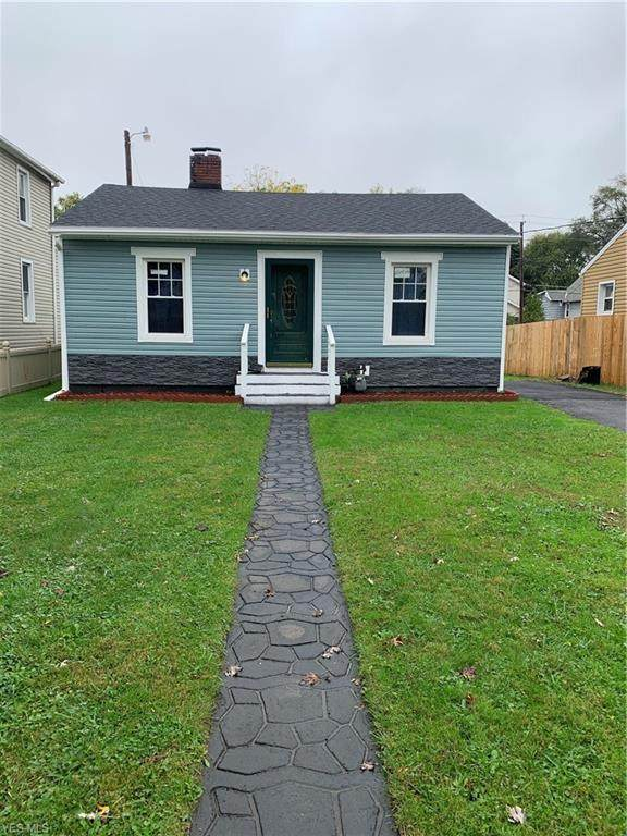499 Chardon Street, Painesville, OH 44077 (MLS #4223671) :: Keller Williams Chervenic Realty