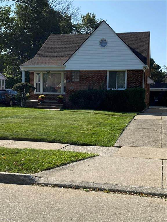 20704 Kings Highway, Warrensville Heights, OH 44122 (MLS #4225782) :: The Art of Real Estate