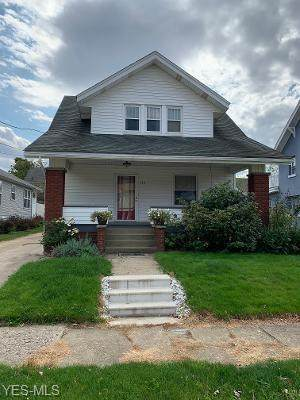 132 7th Street NE, North Canton, OH 44720 (MLS #4229367) :: Krch Realty