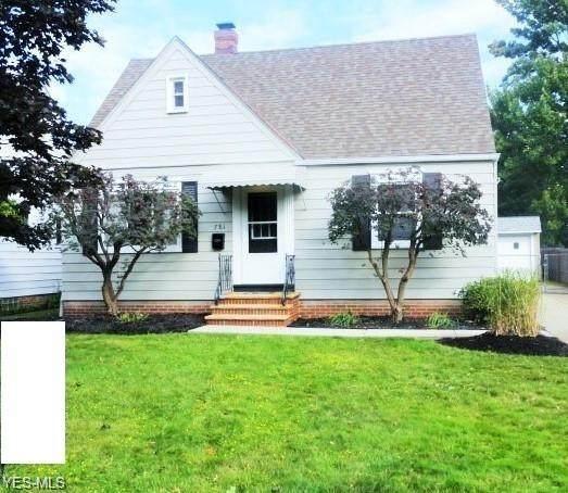 781 E 258th Street, Euclid, OH 44132 (MLS #4229744) :: Keller Williams Chervenic Realty
