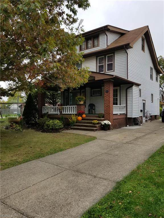 101 E 219 Street, Euclid, OH 44123 (MLS #4233393) :: Krch Realty